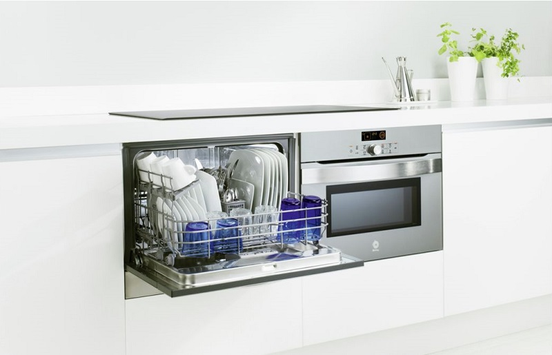 Balay 3VK301BC compacto lavavajillas